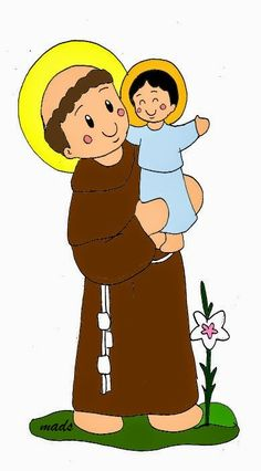 San Antonio nació en Portugal en 1195, pero adquirió el apellido por el que lo conoce el mundo, de la ciudad italiana de Padua, donde mur...