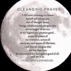 Beautiful Meditation/invokation/mantra/prayer for any and all mindfulness Smudging Prayer, Sage Smudging, Full Moon Ritual, Spiritual Cleansing, Energy Cleansing, Spiritual Health, Soul Cleansing, Sage Cleansing Prayer, Mental Health