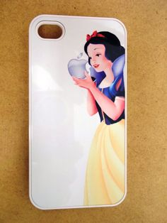 Snow White iPhone case (for when I actually get one).