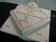 anniversary diamond cake You are in the right place about DIY Anniversary crafts Here we offer you the most beautiful pictures about the DIY Anniversary couple you are looking for. Diamond Wedding Anniversary Cake, Diamond Wedding Cakes, Diamond Cake, 60th Anniversary Parties, Anniversary Crafts, 60 Wedding Anniversary, Husband Anniversary, Anniversary Decorations, Anniversary Scrapbook