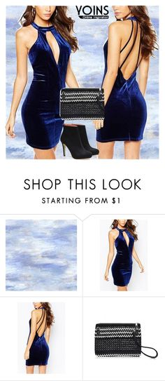 """""""Yoins 8"""" by fashionholics-h-a ❤ liked on Polyvore featuring yoins"""