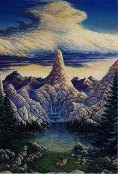 Beautiful Artwork ~ Nature Lovers by Mark Henson ♥♥