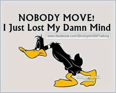 Daffy Duck is Daffy