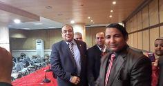 سفراء اللجنة السياسية في نقابة المحاميين | وكالة انباء البرقية التونسية الدولية