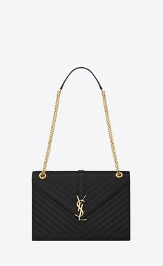 56467359d1b9 Monogram envelope Bag Saint Laurent Store