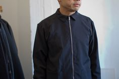Our Legacy zip shirt for AW'12