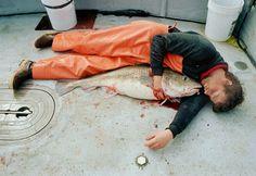 Corey fishes/Corey Arnold | Fish work  Bering Sea