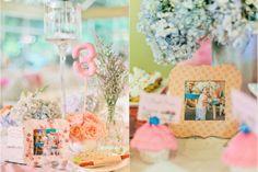 Stella's Little Baker Themed Party – Centerpiece