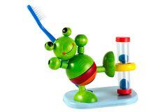 Toothbrush Timer, Frog on OneKingsLane.com