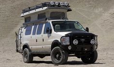 Stealth Campers and DIY RVs: 15 Creatively Converted Vans... #weburbanist #arts #street_art