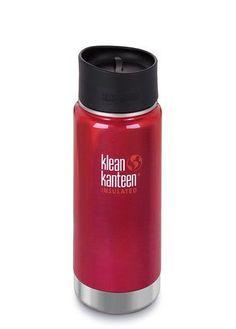 16 oz. Klean Kanteen Insulated With Café Cap 2.0 - Roasted Pepper 1 Left