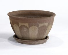 Lot 295 | Small Bell pot with tray | Stan   Bitters | December 7, 2008 Auction | Los Angeles Modern Auctions (LAMA)