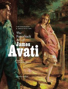 It's great just to look at all the Avati covers for Signet.