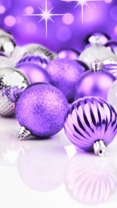 Purple Balls For Decoration Pinldy Bsil On Christmas ~ Burgundy Lilac Plum Purple