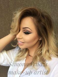 Make Up, Long Hair Styles, Artist, Beauty, Long Hairstyle, Artists, Makeup, Long Haircuts, Beauty Makeup
