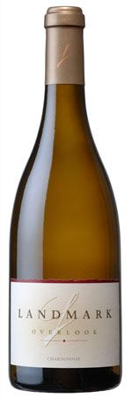 2009 Landmark Overlook Chardonnay  A pure, fresh and classy Chardonnay!