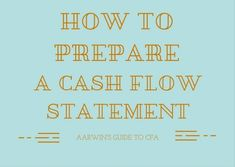 Read here about the different formats in which a caash flow statement can be prepared and presented. Chartered Financial Analyst, Cash Flow Statement, Counselling, This Or That Questions, Education, Learning, Business, Studying, Teaching