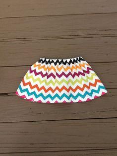 Girls Fall Thanksgiving skirt.  Fall by EverythingSorella on Etsy, $22.50