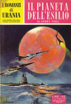 1956.133 Jerry Sohl - Il pianeta dell'esilio