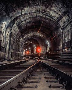 Underground vibes 🚷