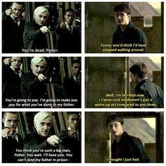 Harry Potter sassiness