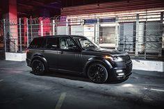Range Rover Vogue LUMMA CLR-R by SR Auto Group