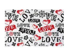 Federa Cuscino Love in caos