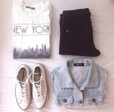Everyday New Fashion: New York Fashion :)