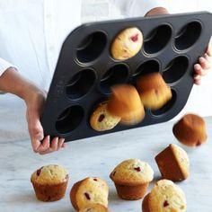 Sur La Table® Premium Tri-Glide Nonstick Muffin Pan, 12 Cavity | Sur La Table