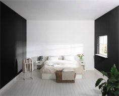 kleurgebruik heeft invloed op de ruimte  => toepassing in een kamer