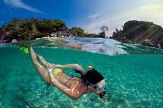 8 deportes de verano: ¡el snorketing! #verano #snorkeling #deporte