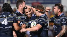 North Queensland have kept their Australian NRL title defence on track with a 26-20…