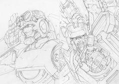 Twitter / markerguru: AA2014 sketch sneak peak 03 ...