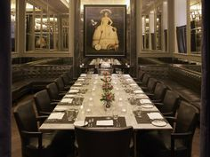 The Northall Private Dining Room Seats up to twenty at one table, or thirty at two. Special menus available just for you and your party.