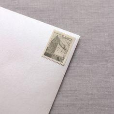 Марка винтажная, винтажные марки, марки почтовые, Blue Pumpkin shop