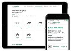 """Wer darf bei welchen Fahrzeugen hinters Steuer? Diese Frage lässt sich häufig selbst mit einem intensiven Blick in den Führerschein des Fahrers kaum beantworten.Schließlich gibt es in Deutschland drei unterschiedliche Führerscheine. Abhilfe schafft nun die neue kostenlose App """"Führerschein Check"""" vom DEKRA und ETM Verlag.."""