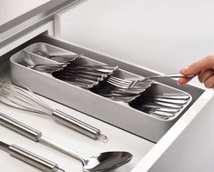 thin cutlery tray - Google Search