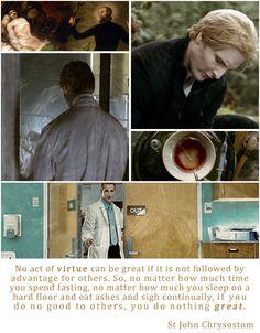 Dr. Cullen's compassion
