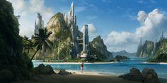Wow... a tropical future... #Nice #FutureCity #PlanningCities