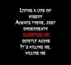 Goodbye Agony lyrics ~ Black Veil Brides ~