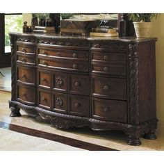 North Shore Dresser B553-131