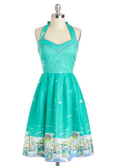 Regatta Love It Dress | Mod Retro Vintage Dresses | ModCloth.com $125