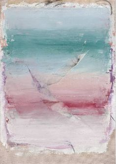 "Saatchi Art Artist Igor Bleischwitz; Pastel Painting, ""Luise III"" #art"