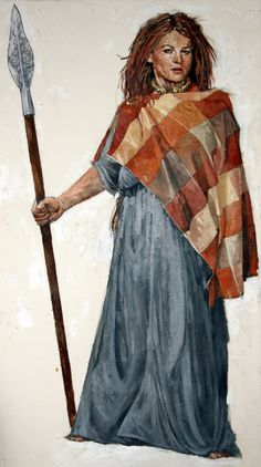 Queen Boudica,warrior queen of the Celts. Based on roman historical description. One of the more accurate ones I've seen. Most look like a red-headed Xena. Women In History, British History, Ancient Rome, Ancient History, Queen Boudica, Iceni Tribe, Roman Britain, Celtic Warriors, Celtic Culture