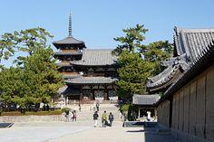 法隆寺 - Wikipedia
