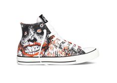 NIKE, Inc. - Converse Launches New Chuck Taylor All Star DC Comics Collection