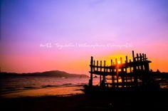 Abondance Ship | Sunset