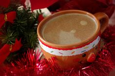 Gingerbread hot chocolate! Delicious recipe, perfect for the holidays!!