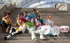34 Incredible Pixar Halloween Costumes via Brit + Co