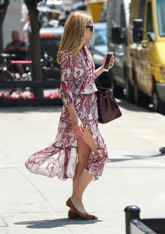 Pin for Later: Olivia Palermo Designed This Dress — Then Shocked Us When She Wore It IRL